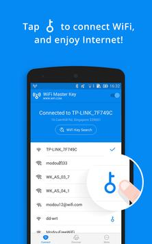 WiFi万能钥匙 - wifi.com官方版本 apk 截图