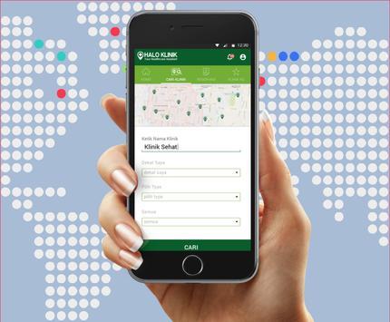 HaloKlinik: Your Healthcare Mobile App screenshot 1