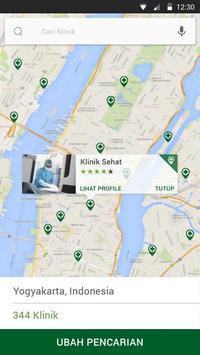 HaloKlinik: Your Healthcare Mobile App screenshot 2