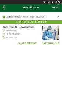 HaloKlinik: Your Healthcare Mobile App screenshot 3