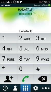 HalaTalk poster