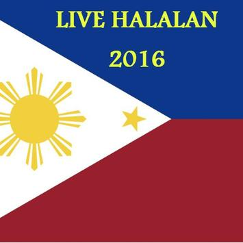 Philippines LIVE results 2016 poster