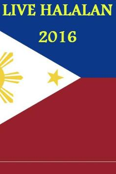 Philippines LIVE results 2016 screenshot 1