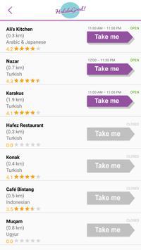 Halalagood - Find Halal Food screenshot 2