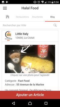 Halal Food screenshot 3