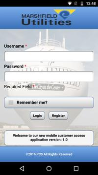 Marshfield Utilities apk screenshot