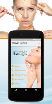 Halcyon Med Spa screenshot 1
