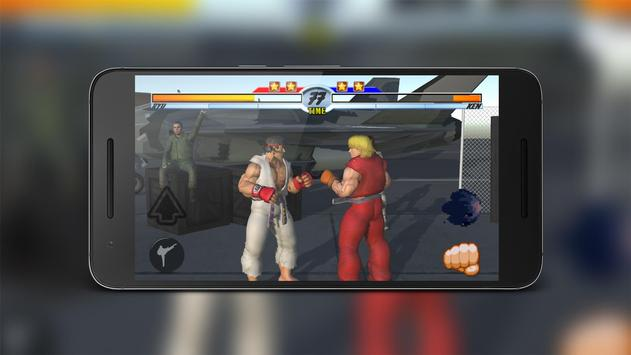 Street Action Fighter 3D screenshot 4