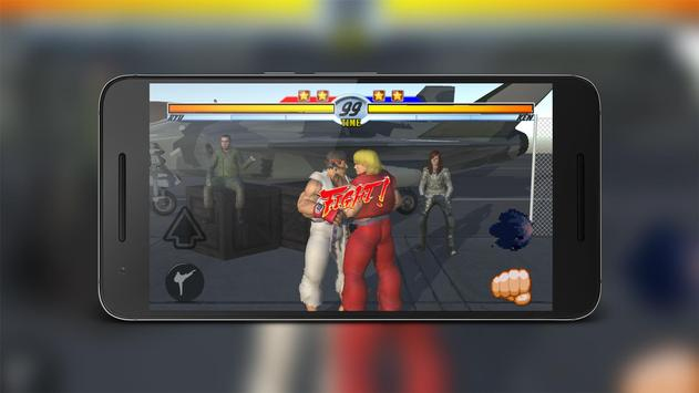 Street Action Fighter 3D screenshot 5
