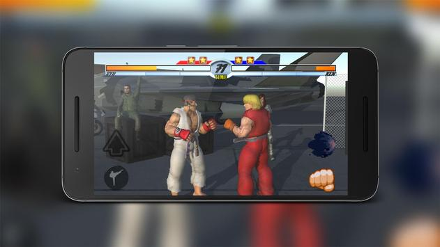 Street Action Fighter 3D screenshot 2