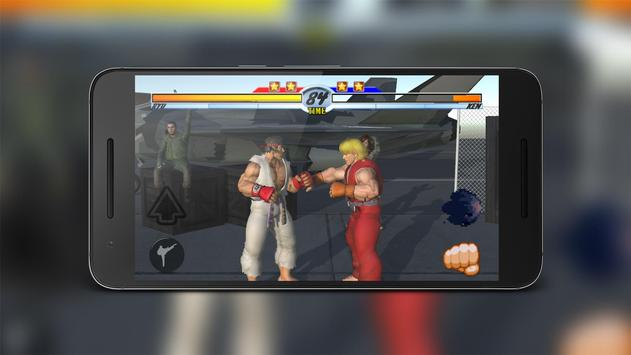 Street Action Fighter 3D screenshot 3