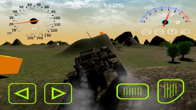 Gold Race Hills apk screenshot