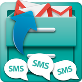 Sms To Mail Archiver icon