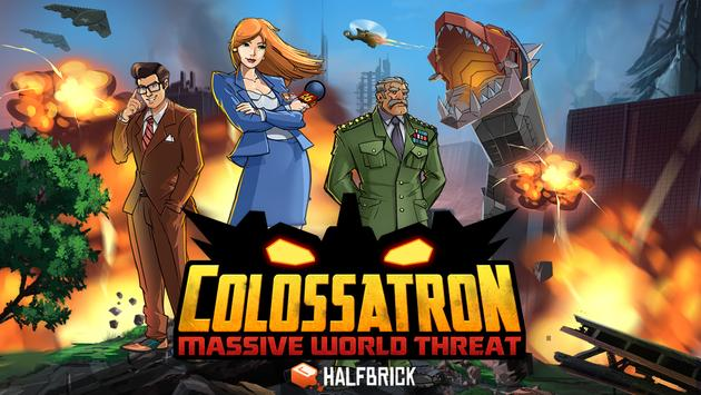 Colossatron poster