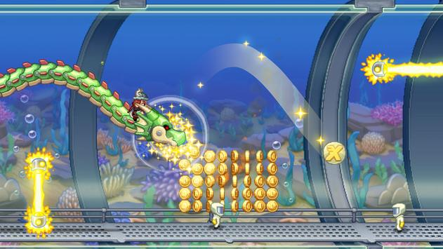 Jetpack Joyride apk screenshot