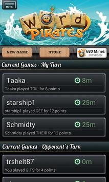 Word Pirates: Word Game apk screenshot