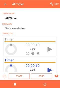 Timer apk screenshot