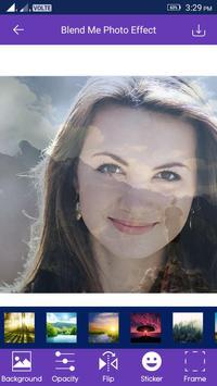 Blend Me Photo Effect - Photo Blender apk screenshot