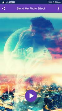 Blend Me Photo Effect - Photo Blender poster