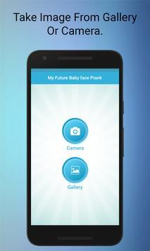 My Future Baby Face Prank apk screenshot