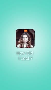 How Old I Look? poster