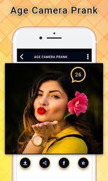 How Old Do I Look - Age Camera Prank apk screenshot