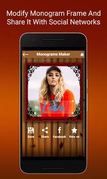 Monogram Maker screenshot 2