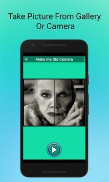 Make Me Old Camera poster