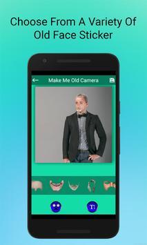 Make Me Old Camera screenshot 1