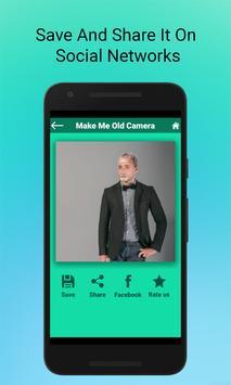 Make Me Old Camera screenshot 2