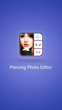 Piercing Photo Editor poster