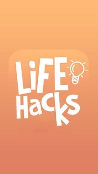 New Life Hacks poster