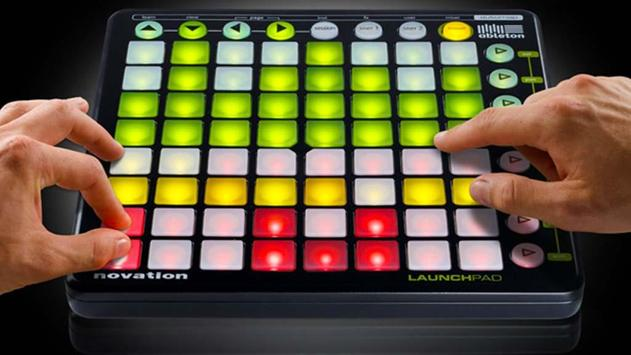 Electro Drum Pads apk screenshot