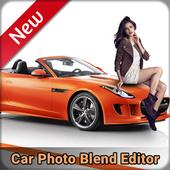 Car Photo Blend Editor icon