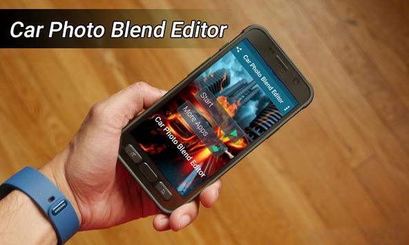 Car Photo Blend Editor screenshot 3