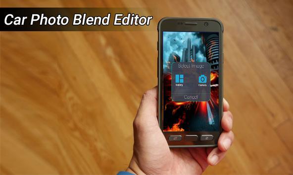 Car Photo Blend Editor screenshot 1