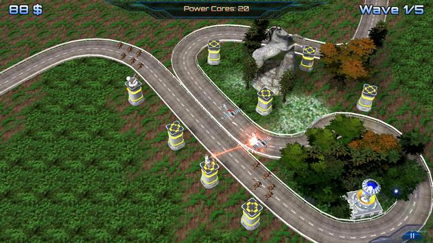 Tower Defense 3D: Energy War poster