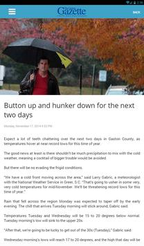 The Gaston Gazette 2014 for Android - APK Download