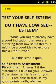 Dignity - Improve Self Esteem apk screenshot