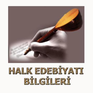 Halk Edebiyatı poster