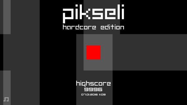 Pikseli HC poster