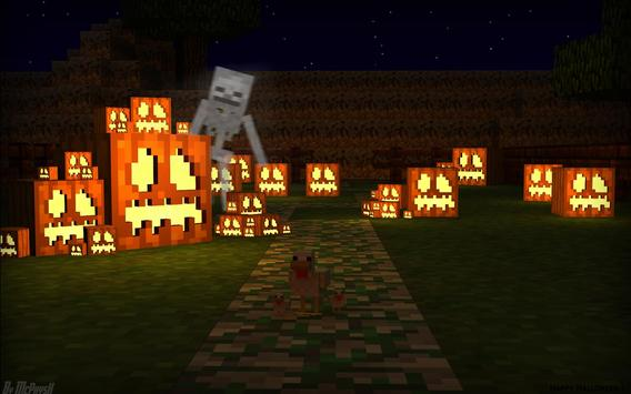 Halloween Skins for Minecraft apk screenshot