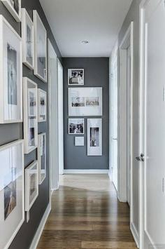 Hallway Decorating Ideas poster