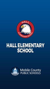Hall Elementary poster