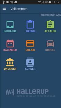 e-Regnskab poster