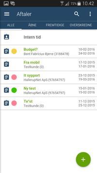 e-Regnskab apk screenshot