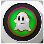 Haunted Ringtone Prank Lite icon
