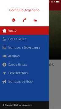 Golf Club Argentino screenshot 1