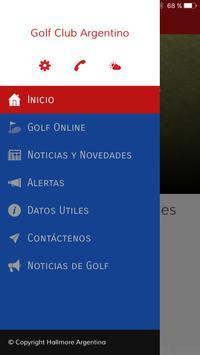 Golf Club Argentino screenshot 1
