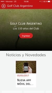 Golf Club Argentino screenshot 8